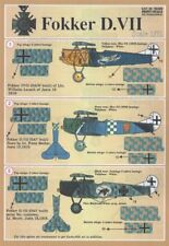 Print Scale 1/72 Fokker D.VII PARTE 2 #72025