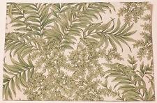 Ralph Lauren Palm Tropical Sage Indoor/Outdoor Single Placemat