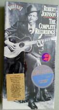 ROBERT JOHNSON -THE COMPLETE RCORDINGS- 2CD LONG BOX SET FACTORY SEALED