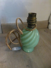 ancienne lampe signé Chatard Made in France french antique deco vintage