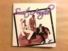 RARE CD PROMO 2 TITRES / SWEET ANGELS / A TRAVERS TOI (MY GIRL) / TRES BON ETAT