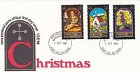NZFD1037) NZ 1981 Christmas FDC
