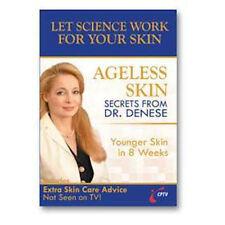 Dr. Denese Ageless Skin Secrets from Dr. Adrienne Denese DVD from CPTV