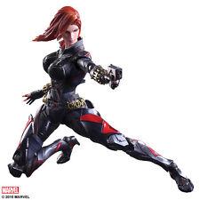 SQUARE ENIX Play Arts Kai Black Widow Marvel Universe Variant Figure Avengers