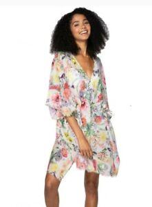Subtle Luxury Pool to Part Maryanne Bloosom Isle Dress NWT