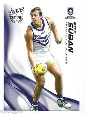 2016 Select Certified Base Card (73) Nicholas SUBAN Fremantle