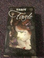 Fournier Favole Tarot Card Deck ~Romantic Gothic Vampire Fairy~