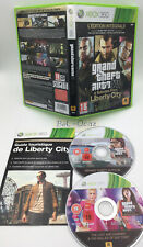 Grand Theft Auto 4 GTA IV Édition Intégrale Xbox 360 Episodes From Liberty Cite