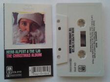 Herb Alpert & the TJB The Christmas Album Cassette**FREE SHIPPING**