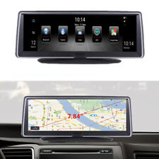 """7.84"""" HD Car Dashboard DVR Video Recorder GPS Android GPS WIFI FM Transmitter"""