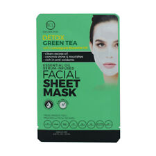 BCL Essential Oil Serum - Infused Facial Sheet Mask   Green Tea