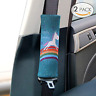 Sundell 2 Pcs Unicorn Seat Belt Pads - Comfort Seat Belt Harness Pads for Child