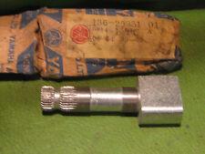 YAMAHA RD200 1974-76 CS5 CS3 YCS1 YA6 REAR BRAKE SHOE CAM OEM # 136-25351-01-00