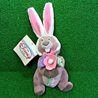 NEW Disney Mini Bean Bag EASTER BUNNY GOPHER 7'' Winnie The Pooh Plush Toy MWMT