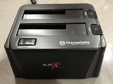 """Thermaltake ST0014U-C BlacX Duet HDD Docking Station 2.5"""" / 3.5"""""""