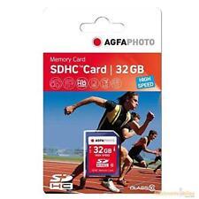 Agfa Photo 10427 Class 10 32 GB SDHC Memory Card