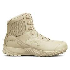"Under Armour Mens 7"" Valsetz RTS 1.5 Work Boots tactical TPU toe cap Desert Sand"