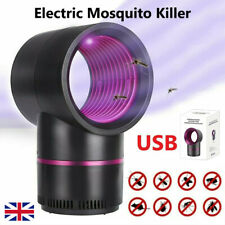 More details for electric mosquito fly killer lamp home uv insect pest bug zapper catcher light