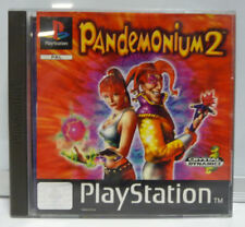 PANDEMONIUM 2 -  SONY PS1 PAL PLAYSTATION FIRST PRINT BLACK LABEL USED