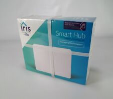 Iris Smart Home Hub Wireless Security Lowes 9412-L2 877638 New Sealed