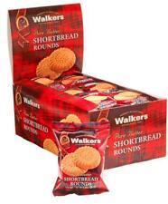 WALKERS SHORTBREAD Round Original 22 X 2 Twin pk a box Cookies sameday free ship