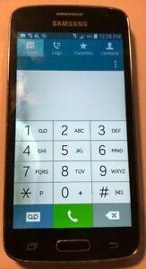 Samsung Galaxy Avant SM-G386T1 16GB Black (Metro PCS) Good Used Parts Repair