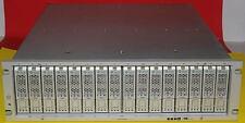Sun STORAGETEK 6140 CSM200-EU 2x PS 2x Controller 16x Caddy FC to SATA Adapter