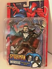 "SPIDER-MAN CLASSICS SERIES 5  MORBIUS - TOY BIZ MARVEL 6"" ACTION FIGURE"