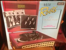 THE ZOMBIES rock roots 1976 UK DECCA VINYL LP