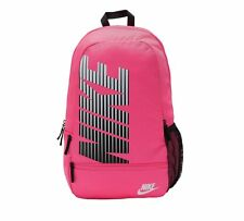 GIRLS NIKE CLASSIC NORTH PINK BACKPACK RUCKSACK SCHOOL COLLEGE GYM SPORTS BAG