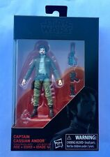Disney Star Wars Black Series Captain Cassian Andor Rogue 3.75 Walmart Exclusive