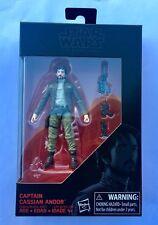 STAR WARS Black Series Captain Cassian Andor Rogue Rebel 3.75 Walmart Exclusive