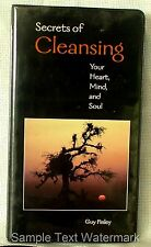 Guy Finley - Secrets of Cleansing Your Heart, Mind, and Soul - Audio Cassette