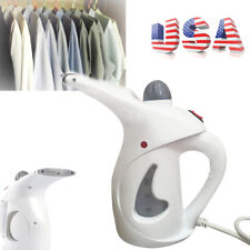 Professional Portable Iron Handheld Steam Fabric Clothes Garment Steamer Us Ship