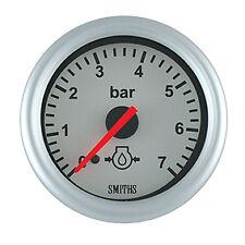 Smiths Telemetrix Oil Pressure Gauge Mechanical - TOP1-3832-07