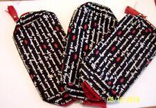 Three (3) Laura Geller Makup Bags