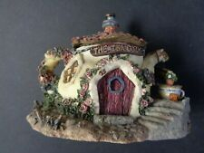 The Tea Cozy 19015 Boyds Bearly Built Villages 2000