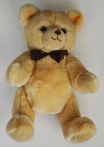 """Steiff Teddy """"Petsy"""" blond 35 cm wie neu"""