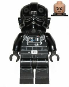 MINIFIGURE LEGO STAR WARS TIE FIGHTER PILOT SW0543