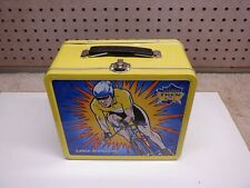 Vintage Lance Armstrong - 3 Time Tour de France Winner  Commemorative Lunch Box