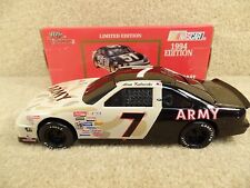 1994 Racing Champions 1:24 Diecast NASCAR Alan Kulwicki Army Ford Thunderbird #7