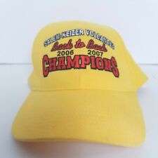 Salem Keizer Volcanoes Back to Back Champions 07 National Team Hat L/XL
