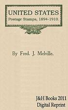 UNITED STATES STAMPS US 1894-1910 Book Varieties Booklets Printing - CD