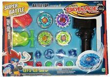 Beyblade Metal Master Fusion 4D Spinning Tops Battle Wheel VALUE PACK UK SELLER