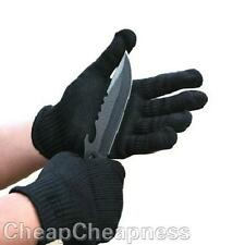 CUT RESISTANT GLOVE, FISH FILLETING PROTECTIVE SAFETY GLOVES KNIFE SLASH PRO TYJ