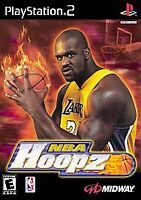 NBA Hoopz (Sony PlayStation 2, PS2) Disc Only, Tested