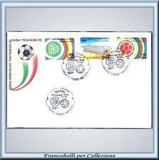 Mondiali Calcio Italia Milano Stadio Meazza 19-6-1990