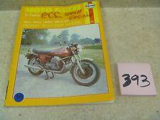 Moto Guzzi V-Twin 750 850 1000 T S S3 T3 Haynes Shop Manual 1974-1978 #VP-MAN393