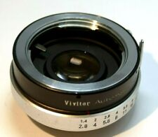 Vivitar 2X Lens Teleconverter Extender Minolta MC mount for 50mm f1.4 Rokkor
