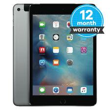 Apple iPad mini 4 16GB, Wi-Fi + Cellular (Vodafone (UK)), 7.9in - Space Grey
